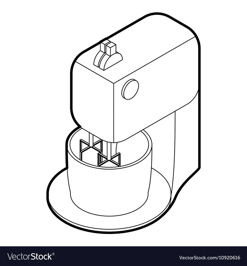 Kitchen Mixer Outline Wiring Diagrams