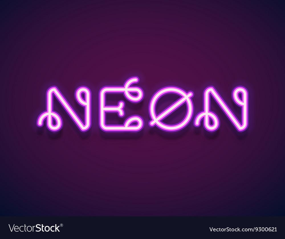 neon lettering - Hizir kaptanband co
