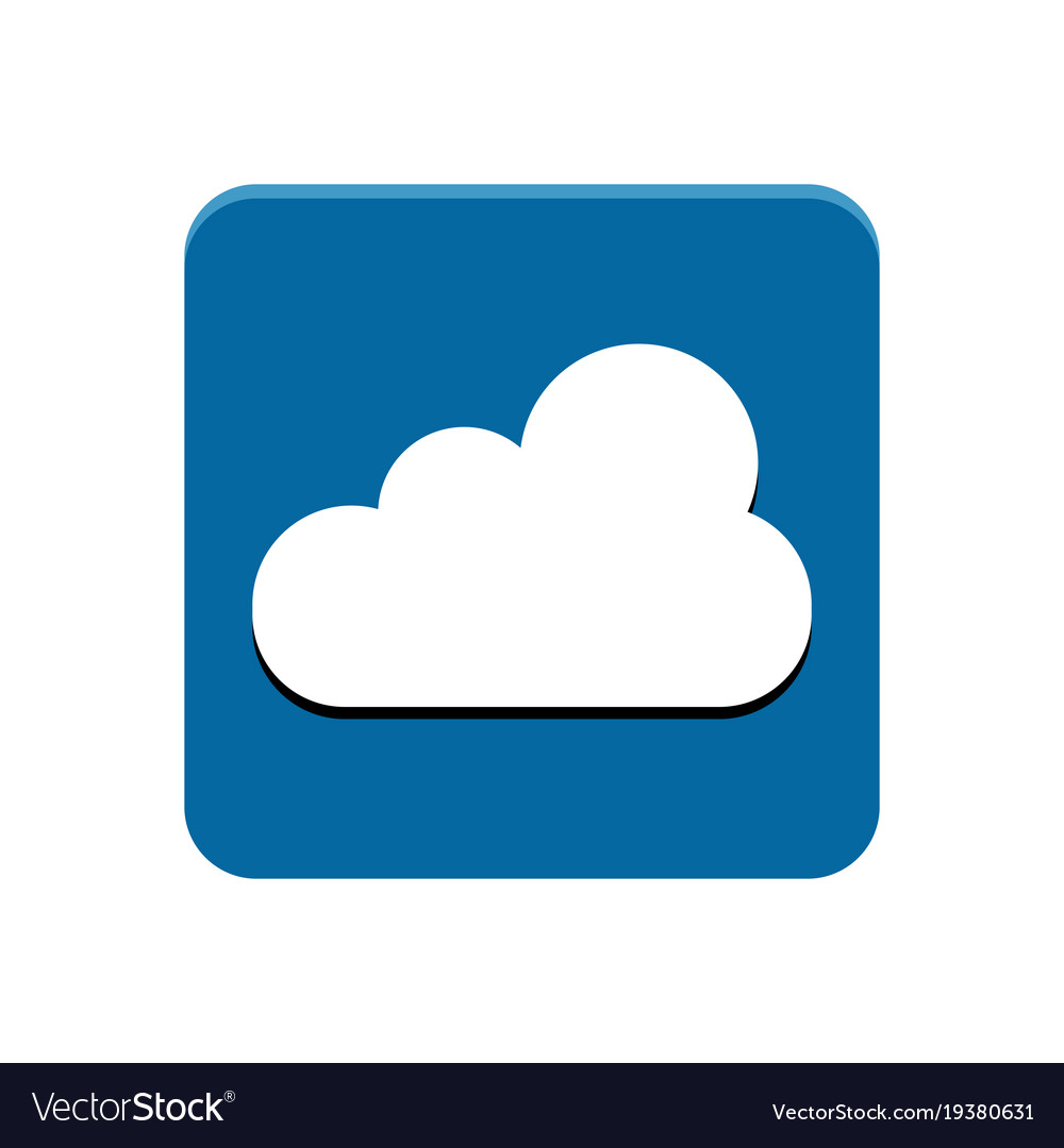Cloud app button