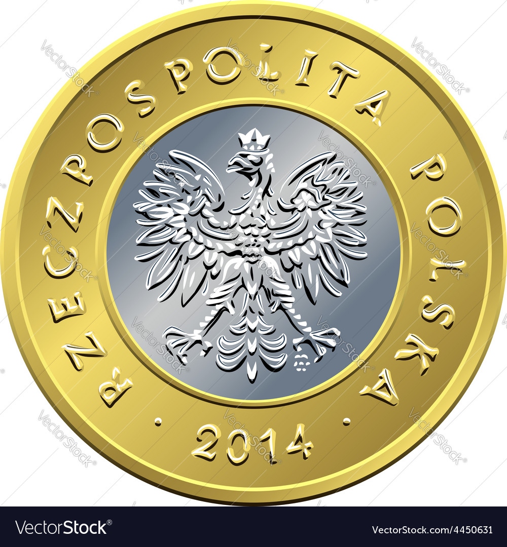 Polish Currency Vector Images 52