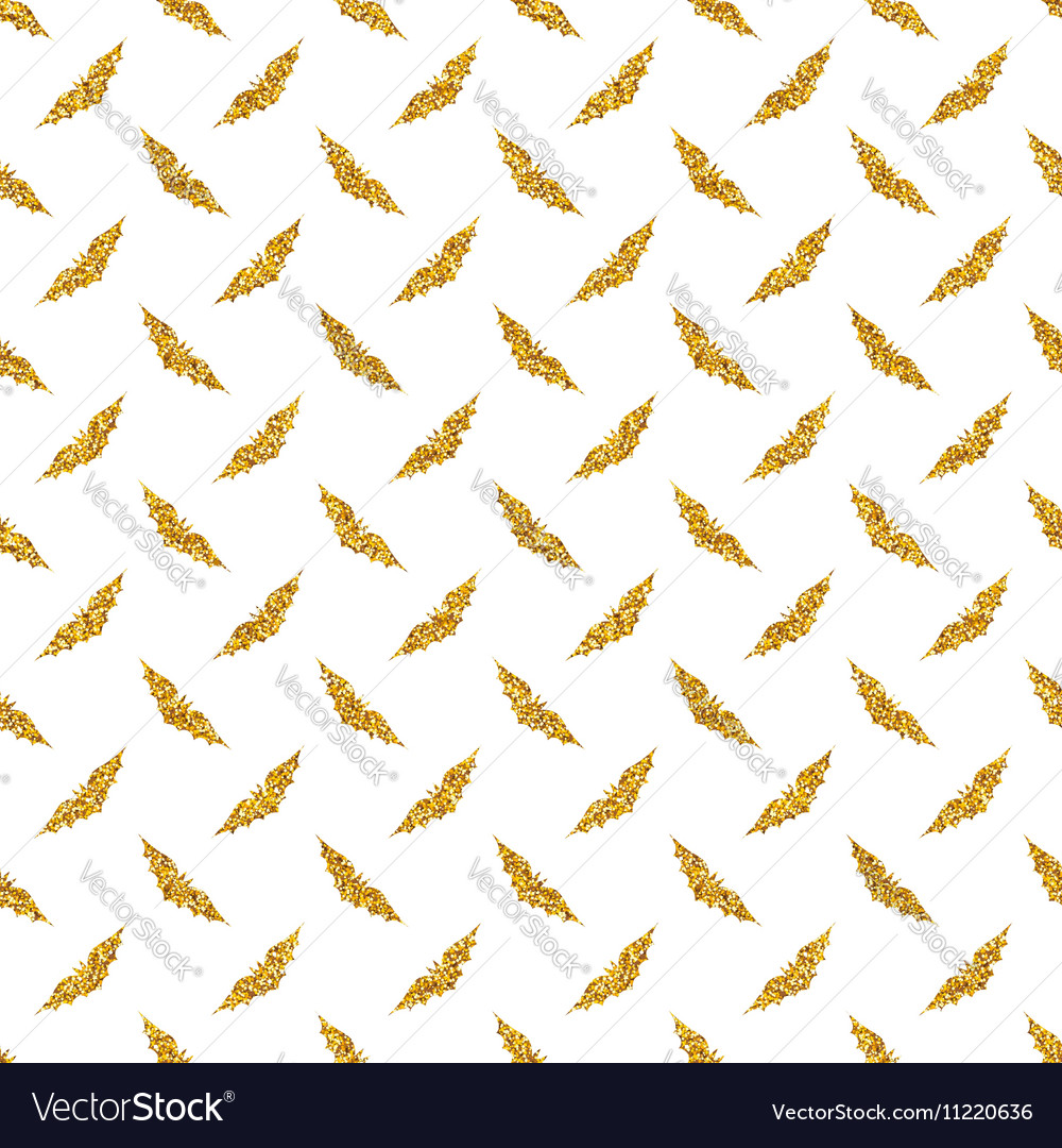 Golden Bats Background