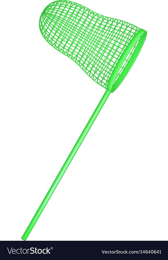 Net in light green design