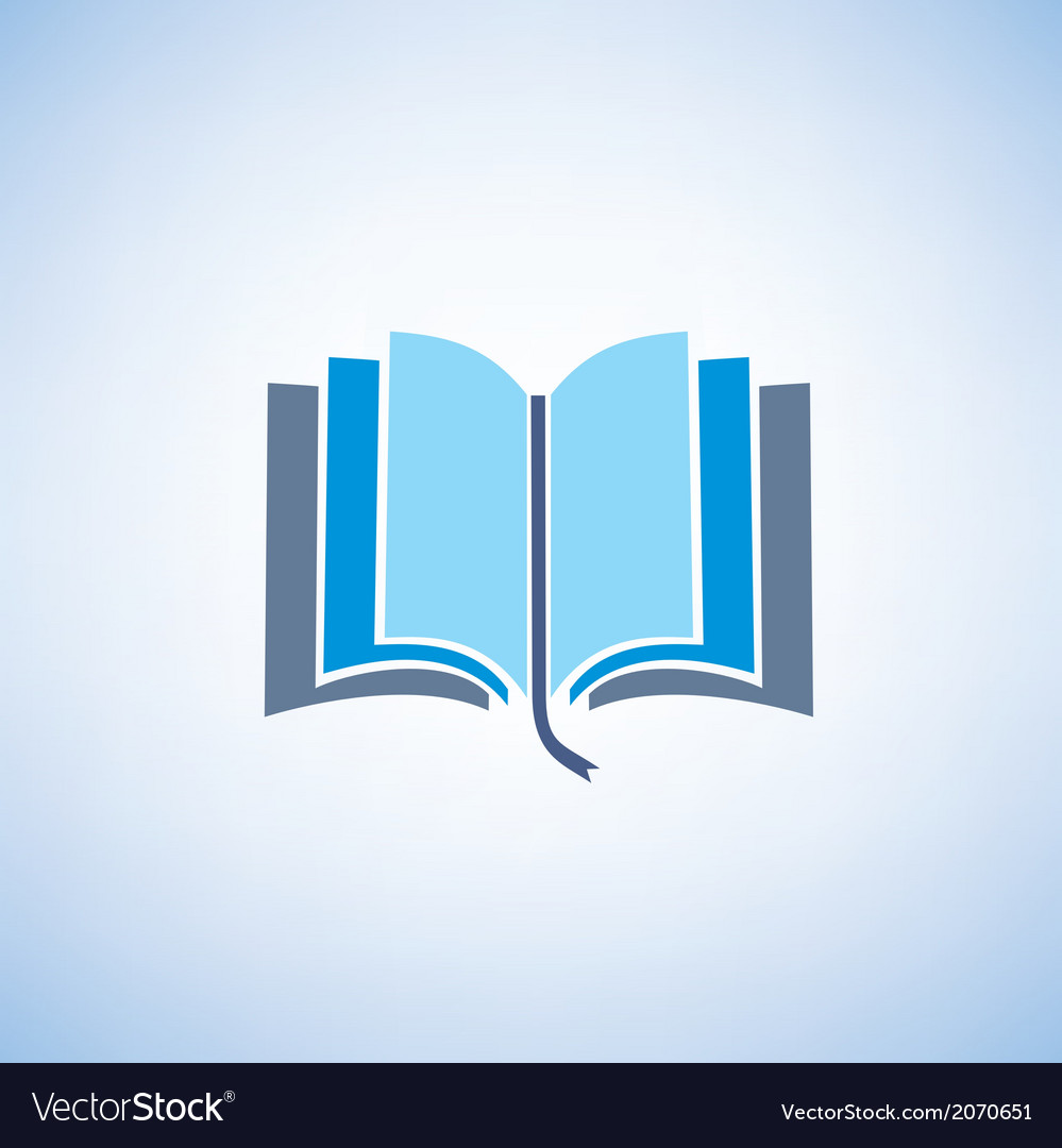 Book isolated symbol