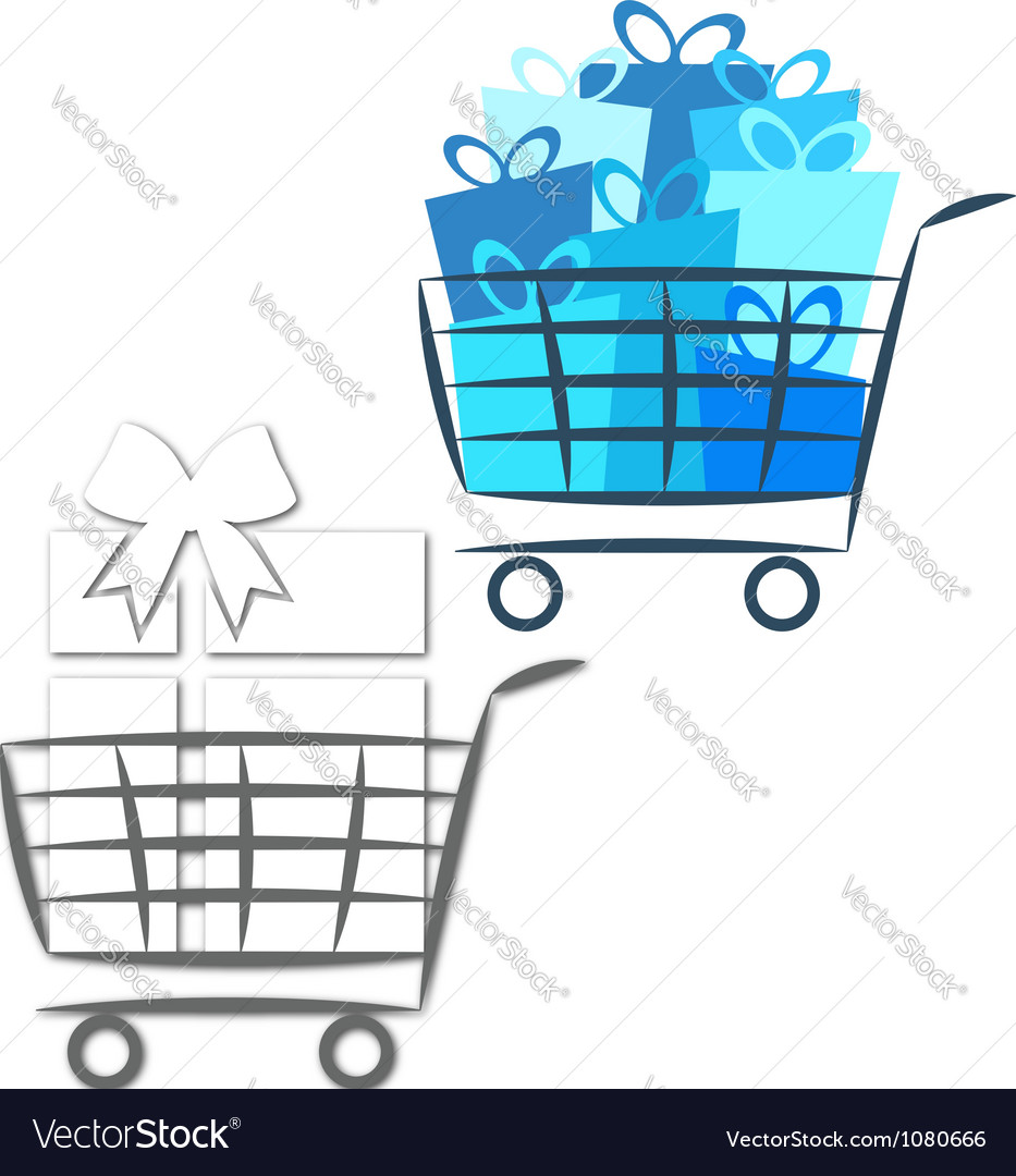 Holiday sale vector image
