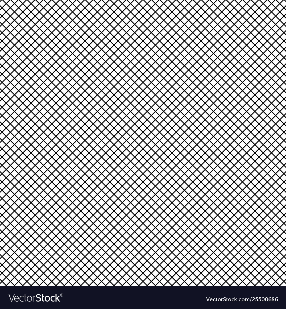 Diagonal cross lines on white background abstract vector image
