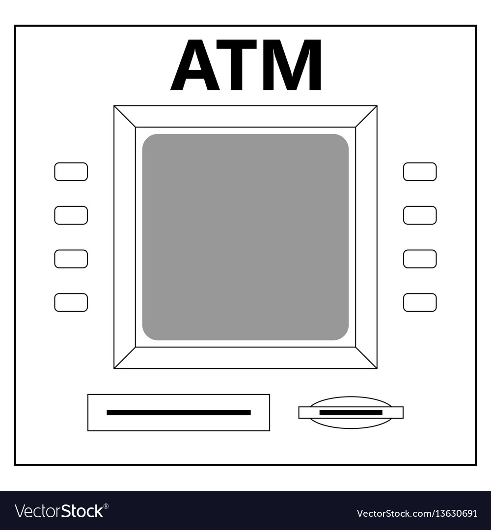 Atm for cash withdrawal