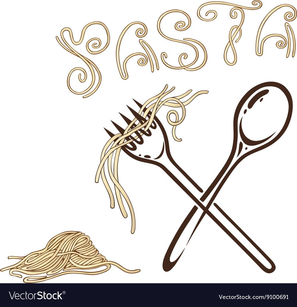 Noodles pasta
