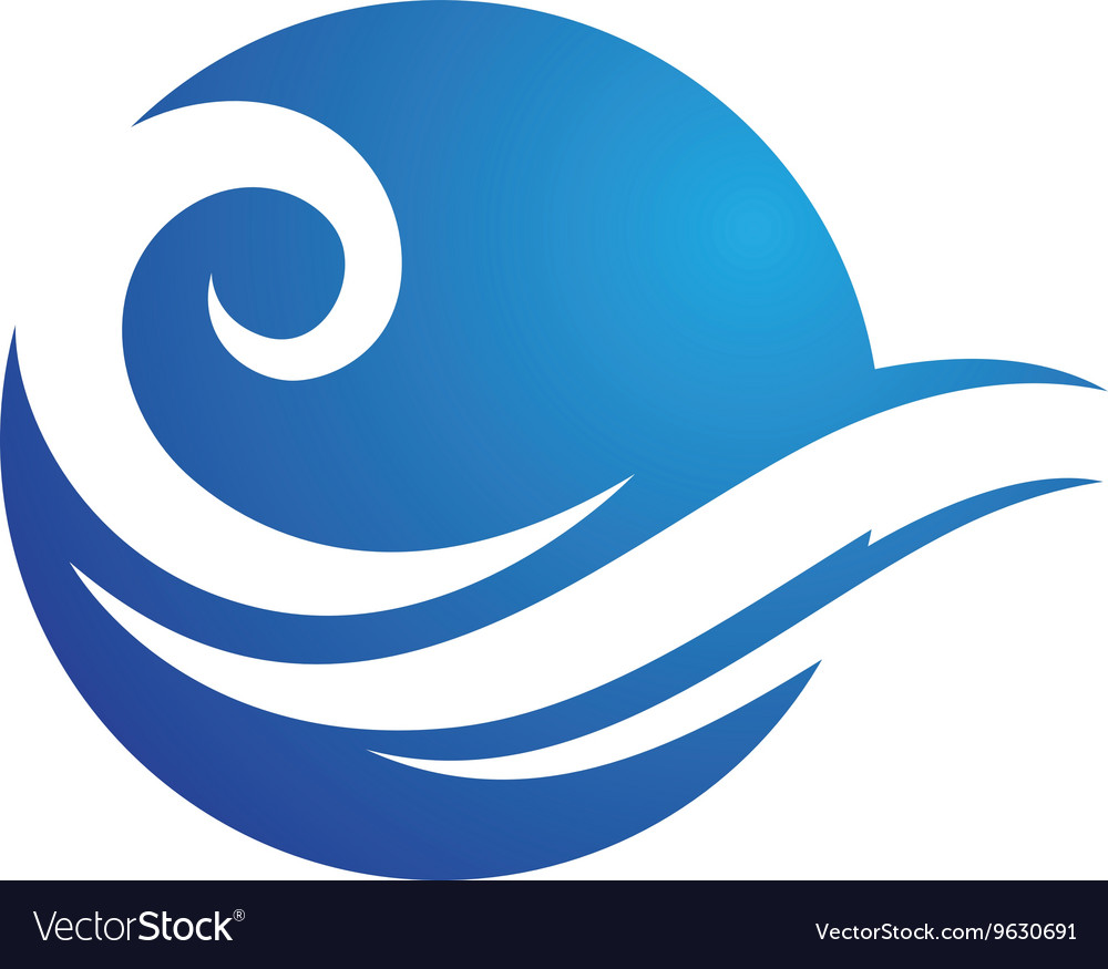 Логотип волна в картинках