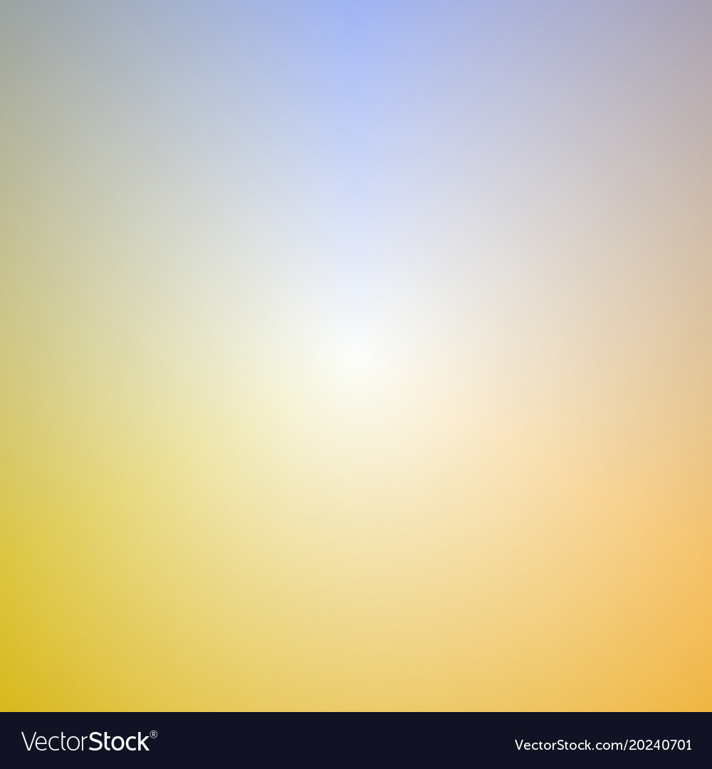 Abstract gradient blurred background