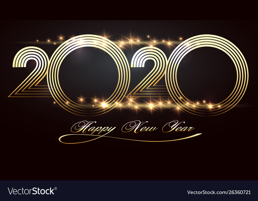 Happy New Year Template from cdn2.vectorstock.com