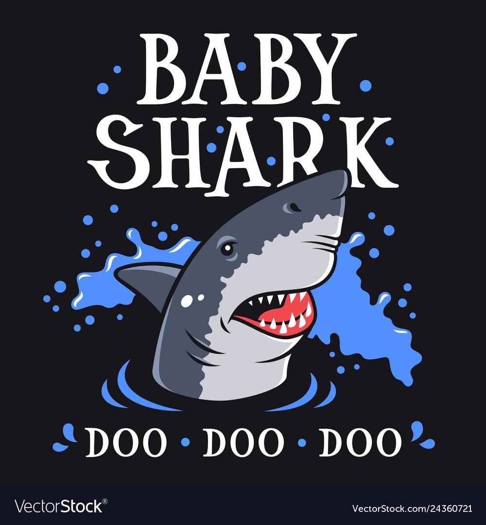 Shark t shirt 007