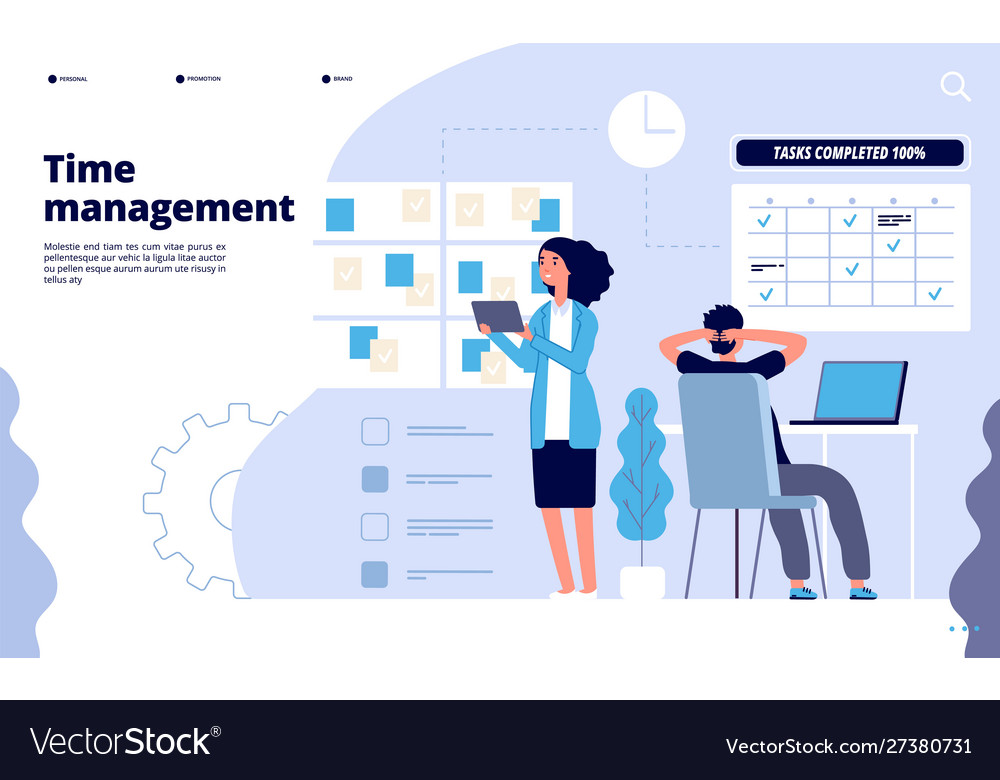Effective time management business planning