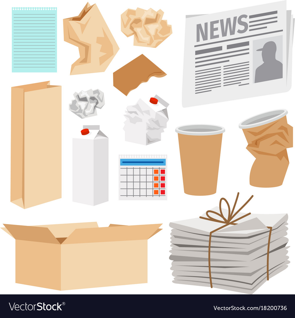 Paper Trash Png