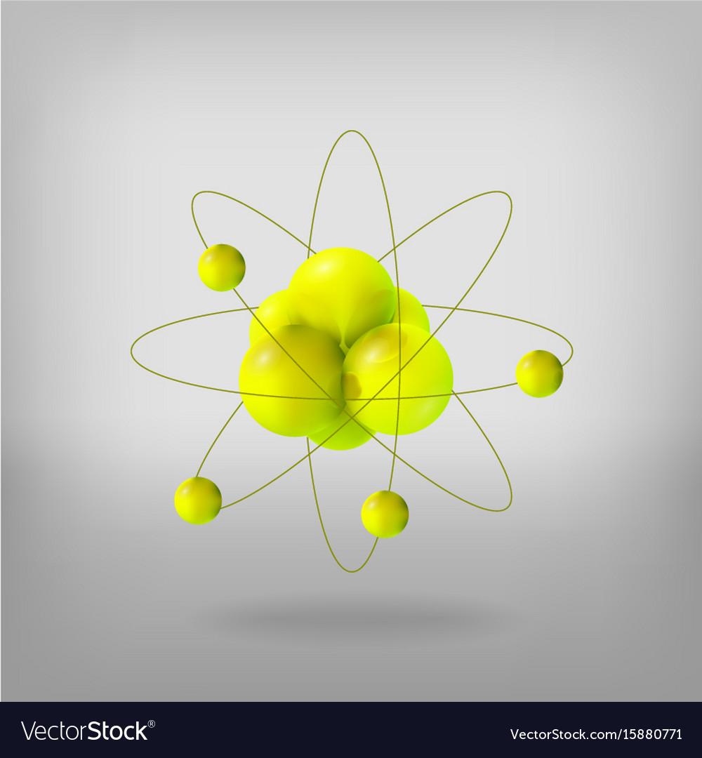3d molecule structure