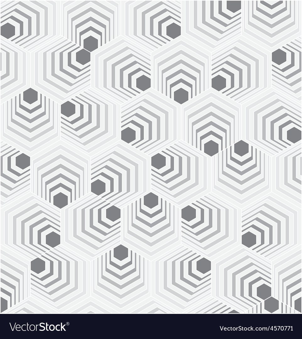 Hexagon Pattern Vector Best Decorating Ideas
