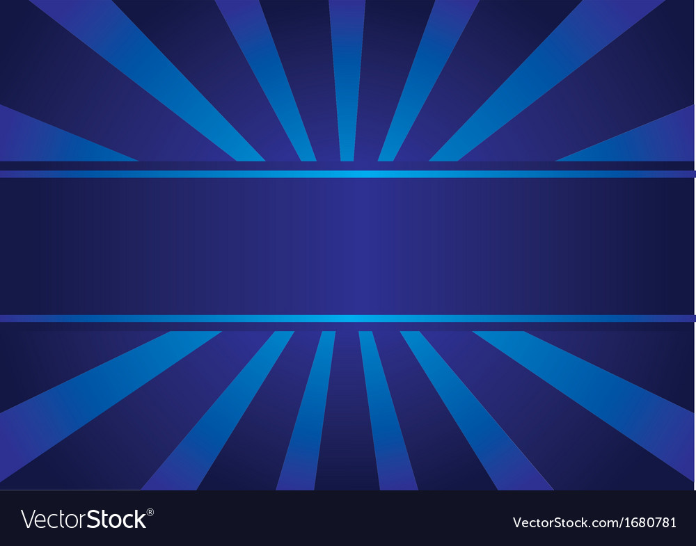 Blue background