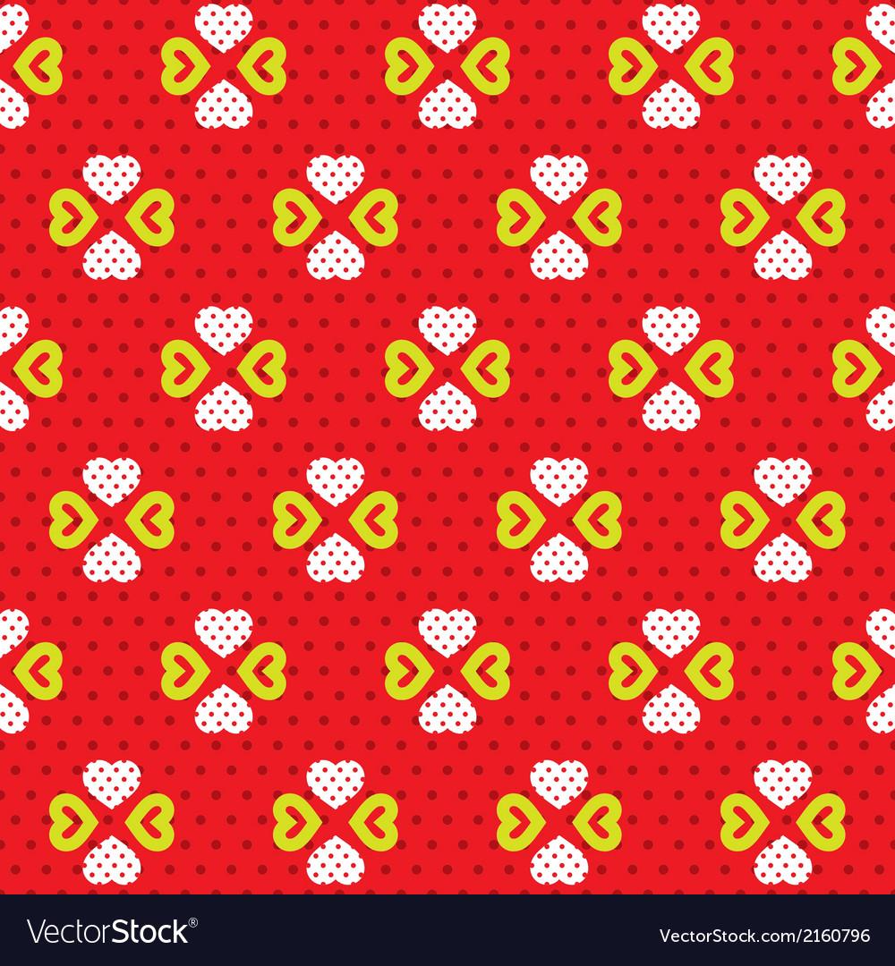 Hearts Pattern