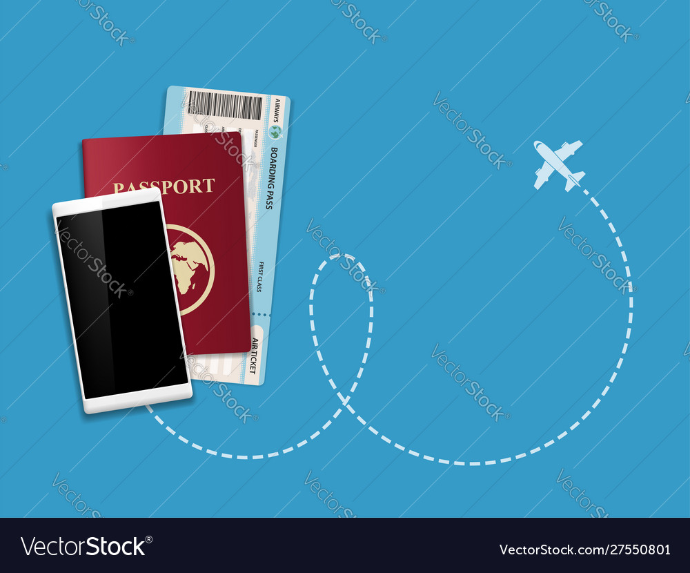 Buying an airline ticket online