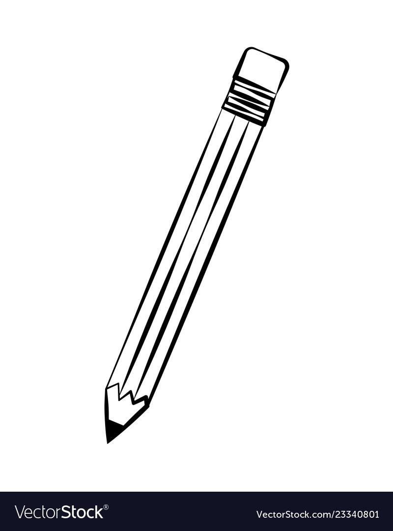 Pencil school doodle