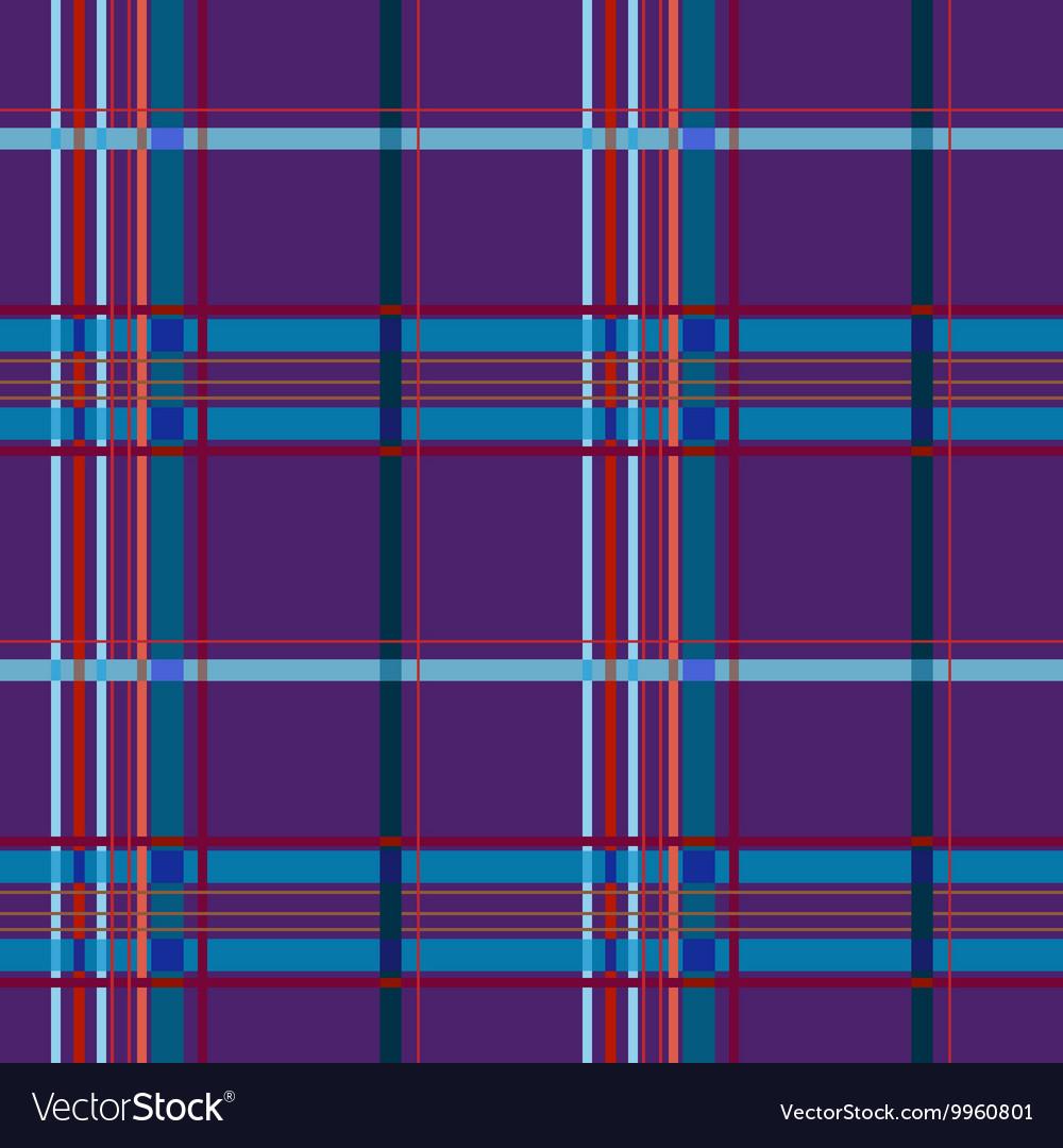 Tartan lilac seamless pattern