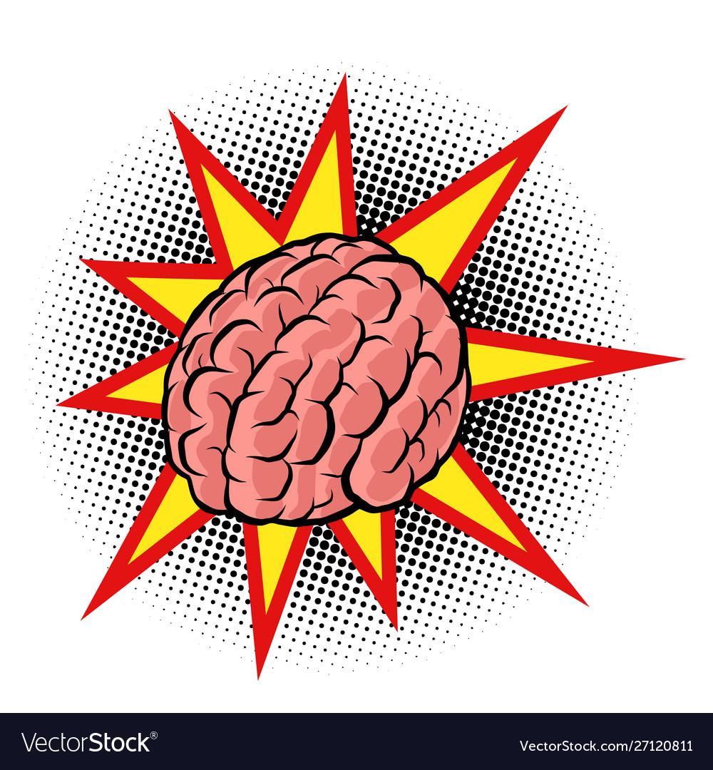 Brain explosion intelligence human