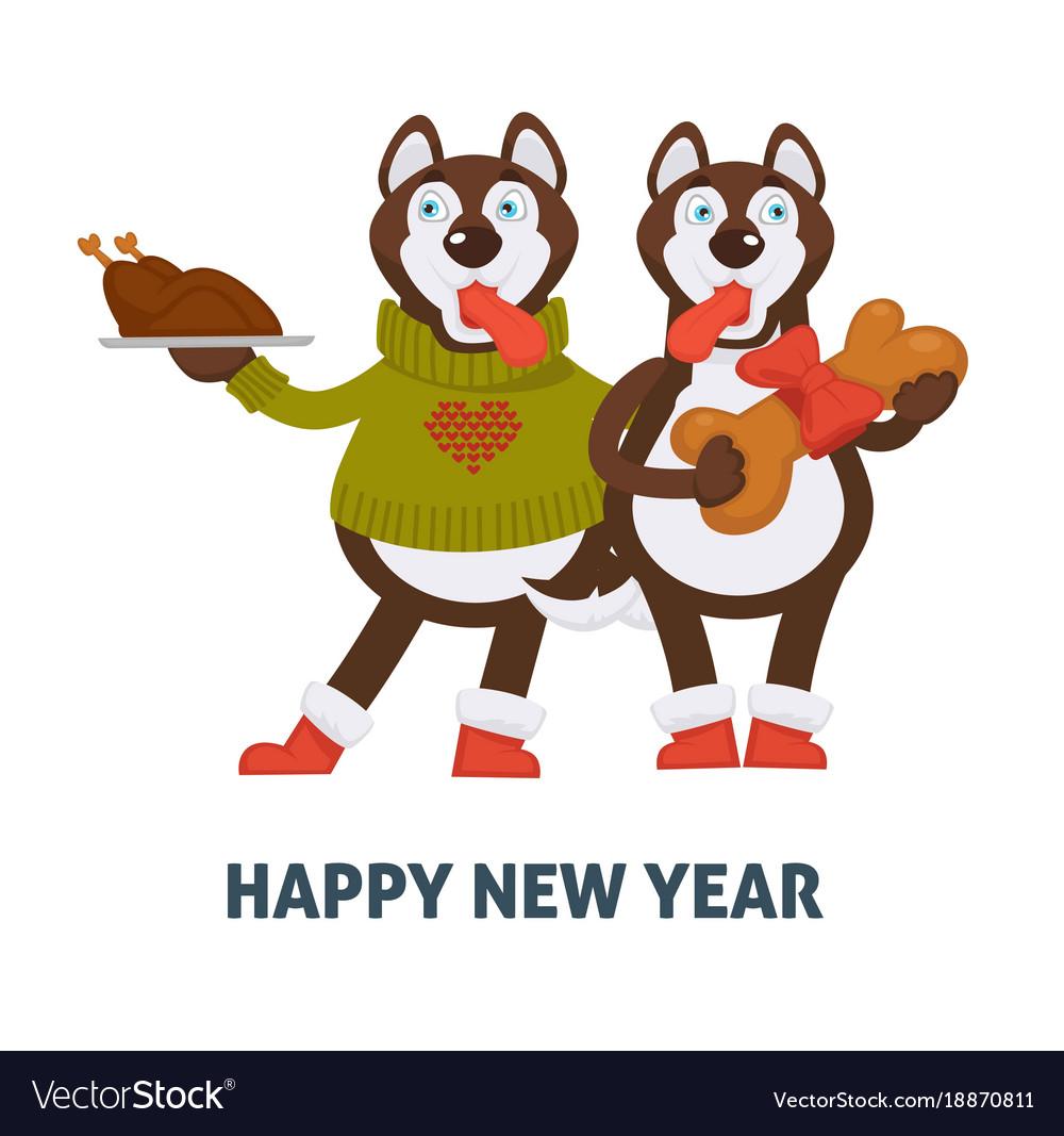 Happy New Year Cartoon 5