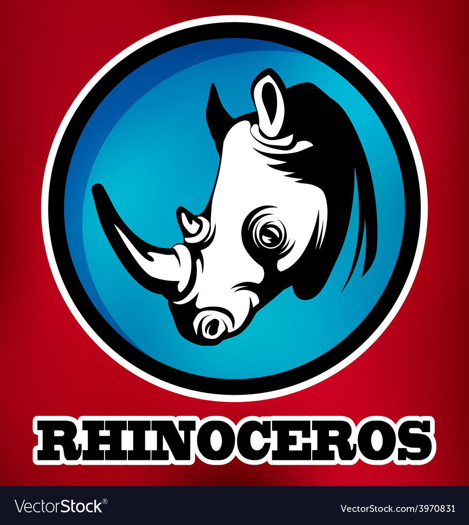 Rhinoceros for sport teams