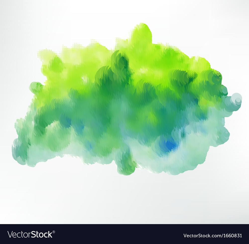 Watercolor Royalty Free Vector Image - VectorStock