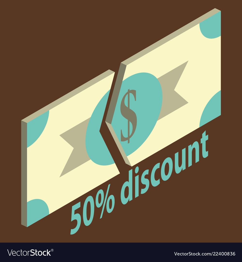 Special offer sale tag isolated discount offer