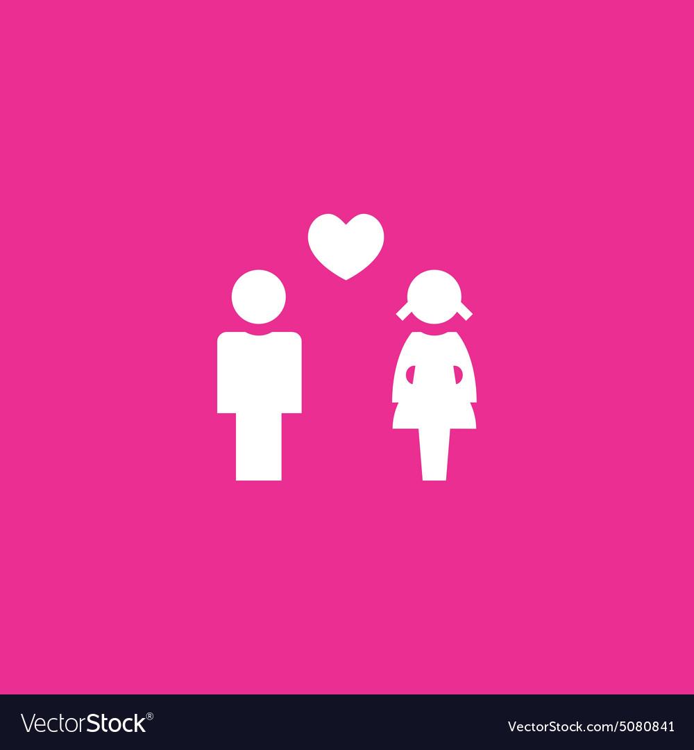 Couples Icon background
