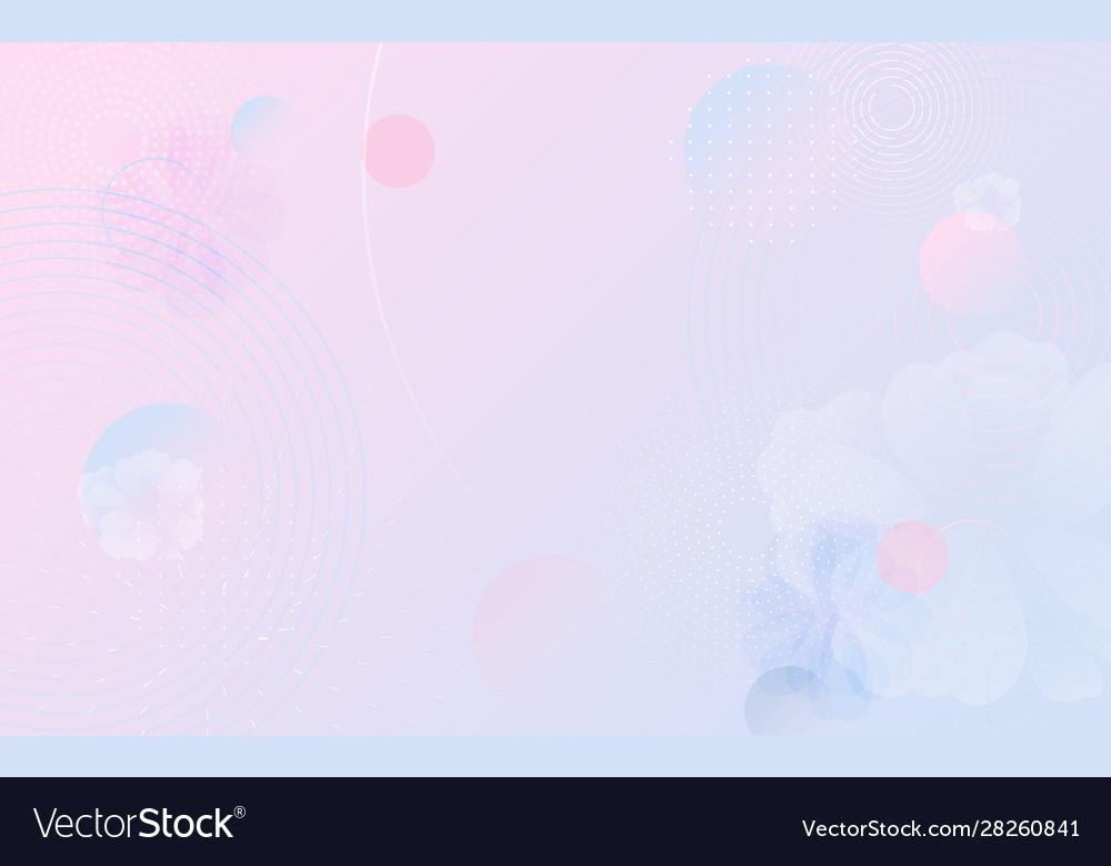 Pastel color fluid composition background