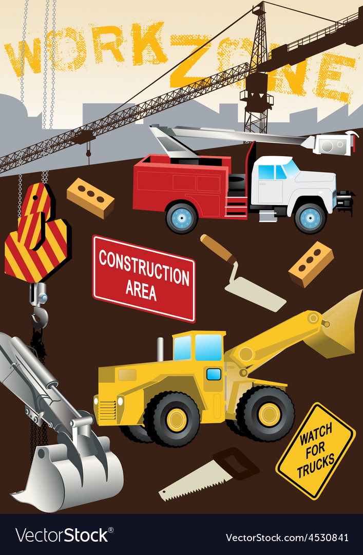 Work Zone Construction
