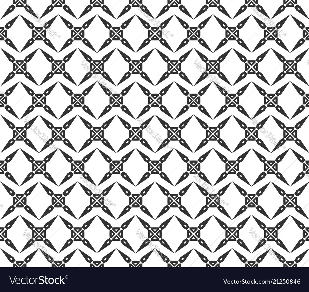 Abstract geometric seamless pattern repeating