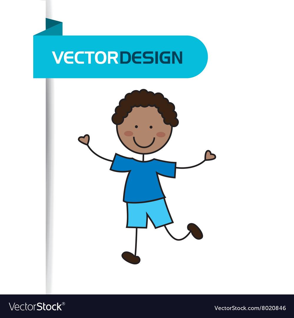 Cute kids design