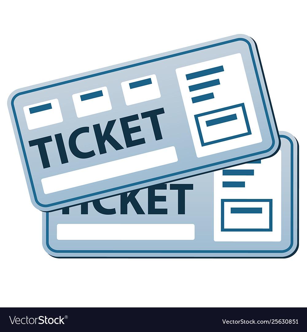 Pass tickets template