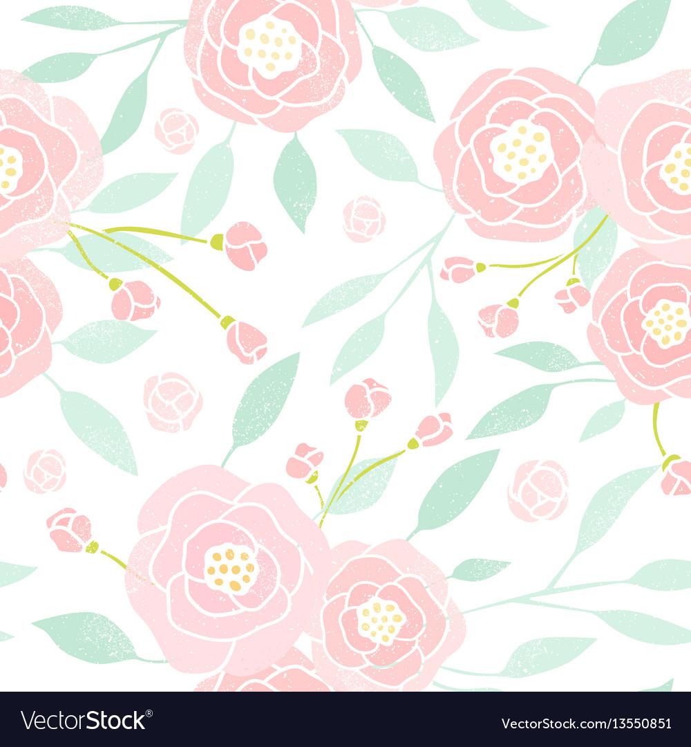 Pastel peony background