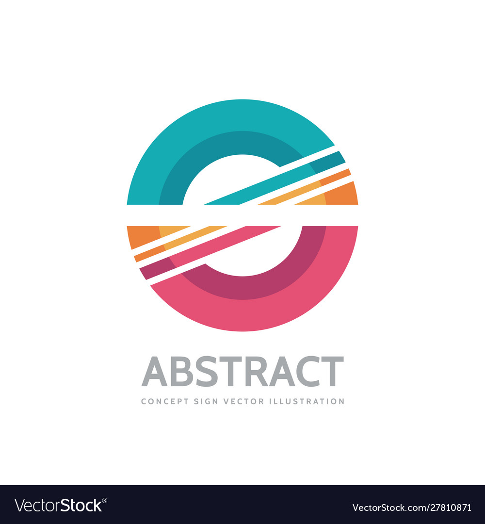 Abstract - business logo concept