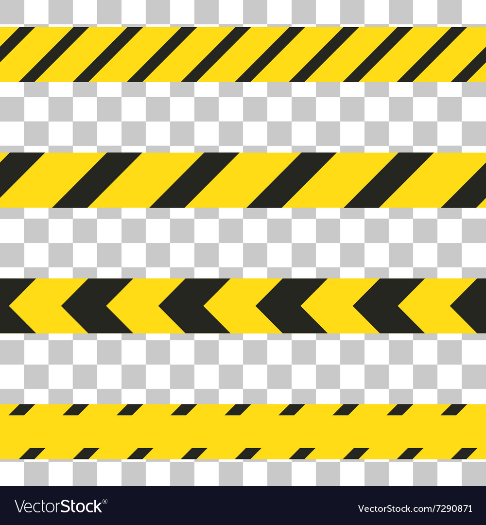 do not cross the line caution tape royalty free vector image rh vectorstock com Black and White Caution Tape caution tape border vector