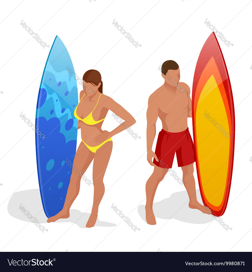 Labour. Bikini surf board not the