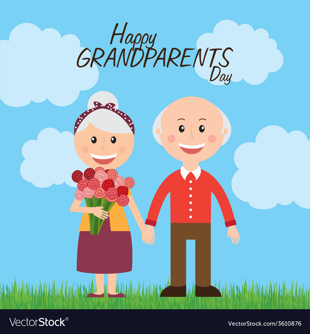 Grandparents Happy day images