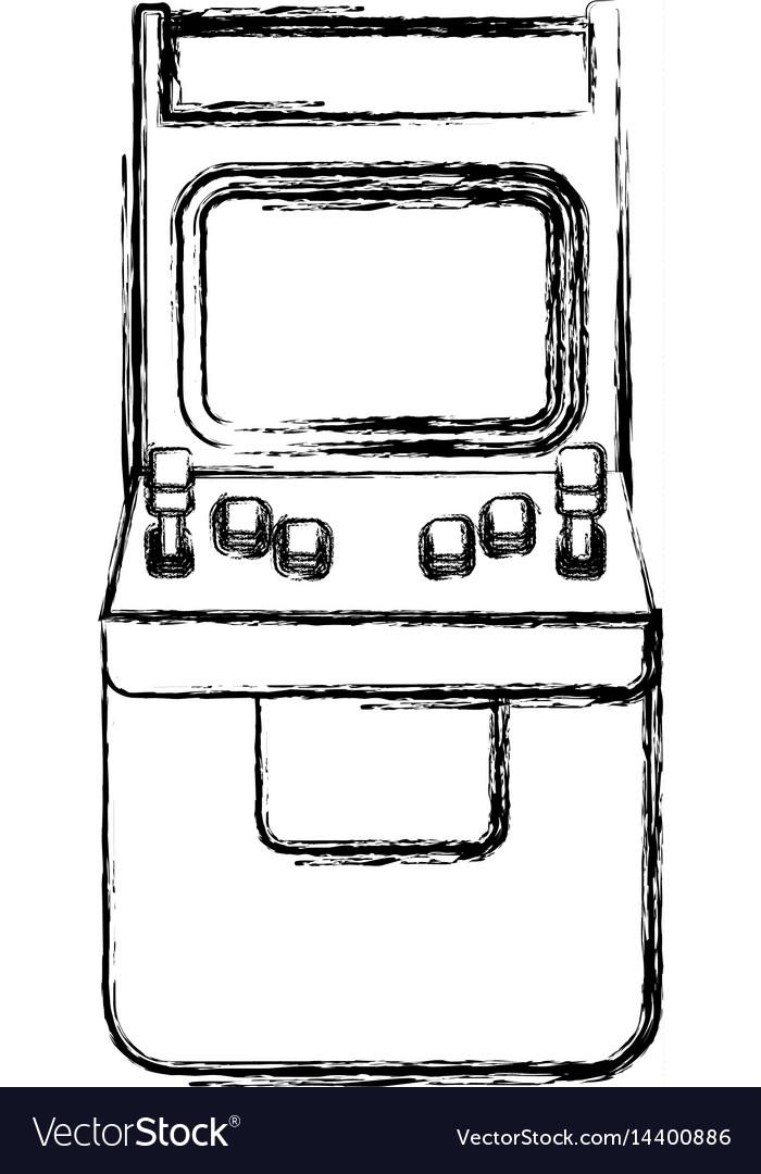 Videogame arcade machine