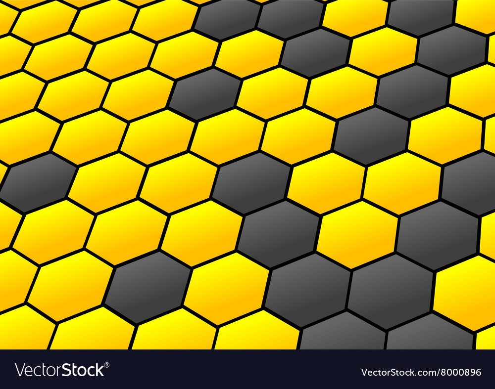 Honeycomb background royalty free vector image honeycomb background vector image voltagebd Image collections