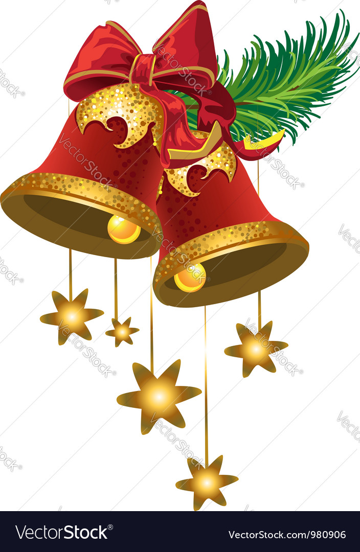 Christmas Bells Images.Christmas Bells With A Stars