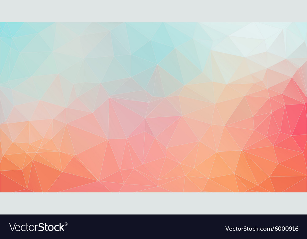Light tial and orange shape composition background