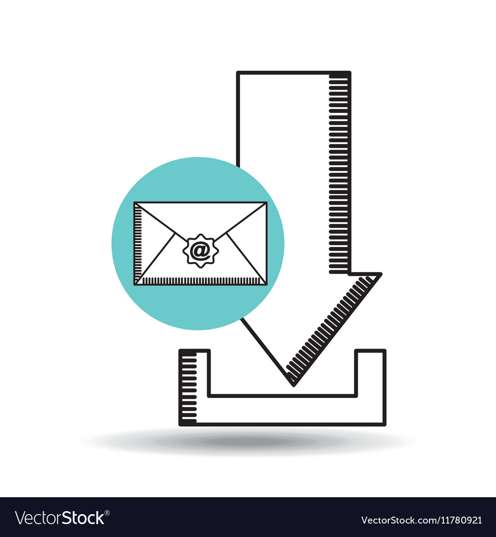 Download email concept message communication