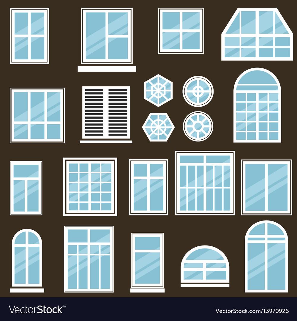 Set window icons