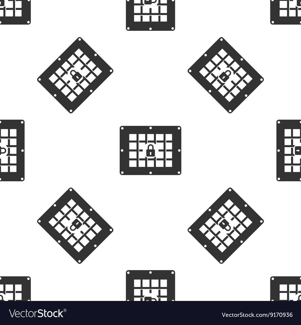 Prison window icon
