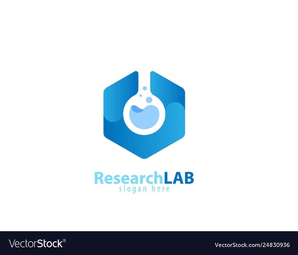 Research lab logo