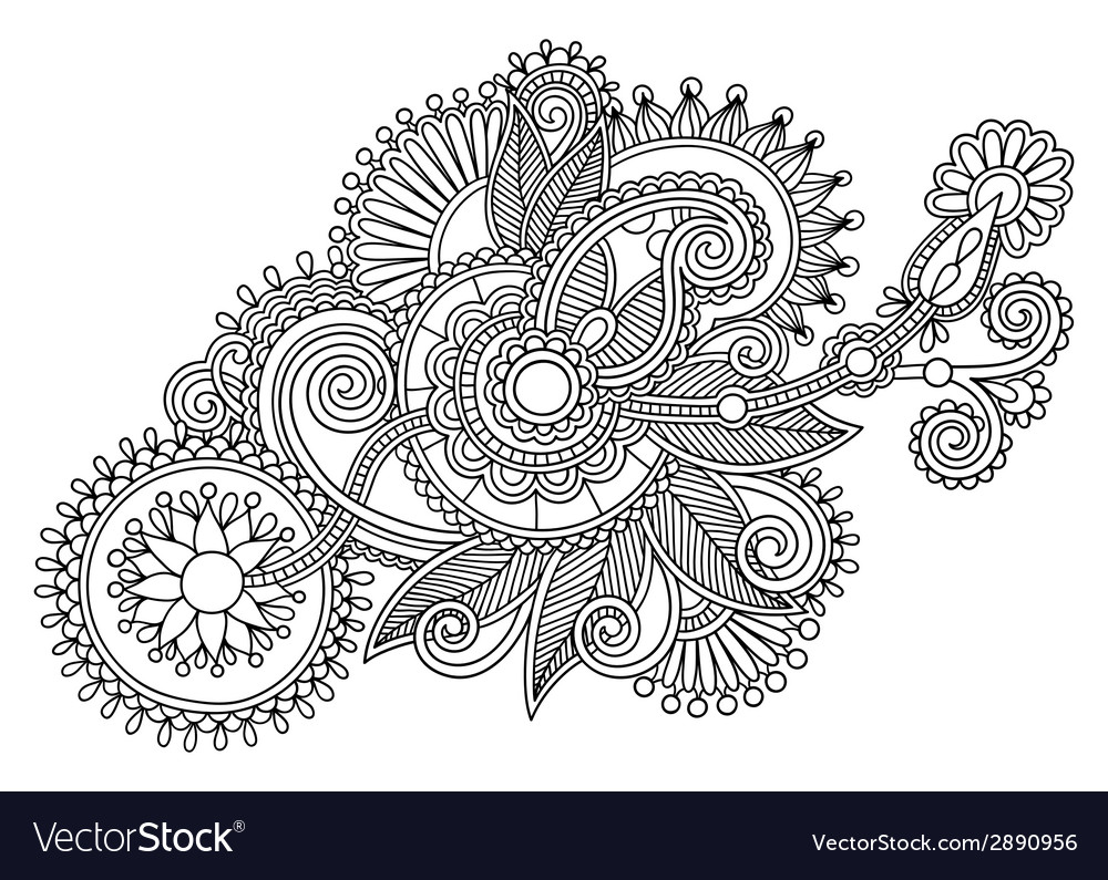Ukrainian Flower Designs - Flowers Healthy
