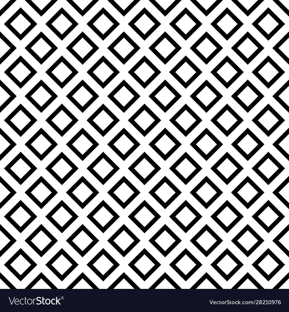 Seamless pattern contours rhombus